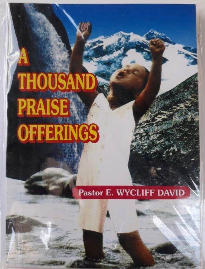 1000 Praises Book By Gospel Literature Service Nilai.