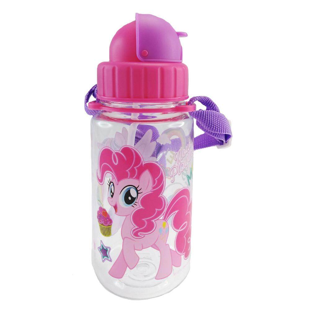 My Little Pony Products For The Best Price In Malaysia Luggage Tag Pinkie Pie Bestie 350ml Tritan Bottle With Straw Bpa Free
