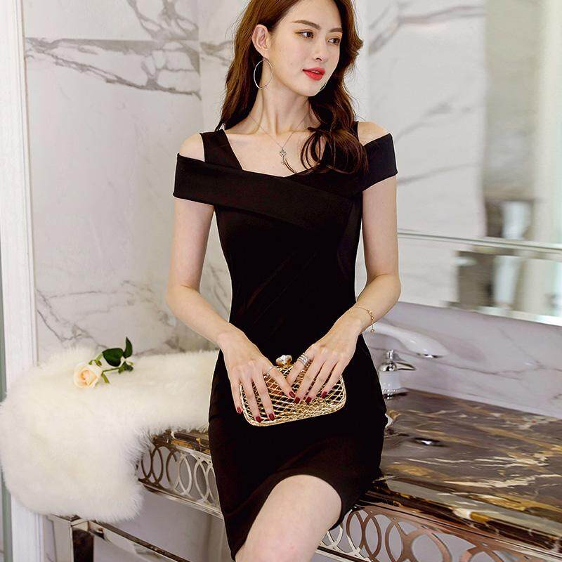 Caidaifei 2018 Spring And Summer New Style Large Size Slimming Fashion Leisure Versatile Trend Women's Dress