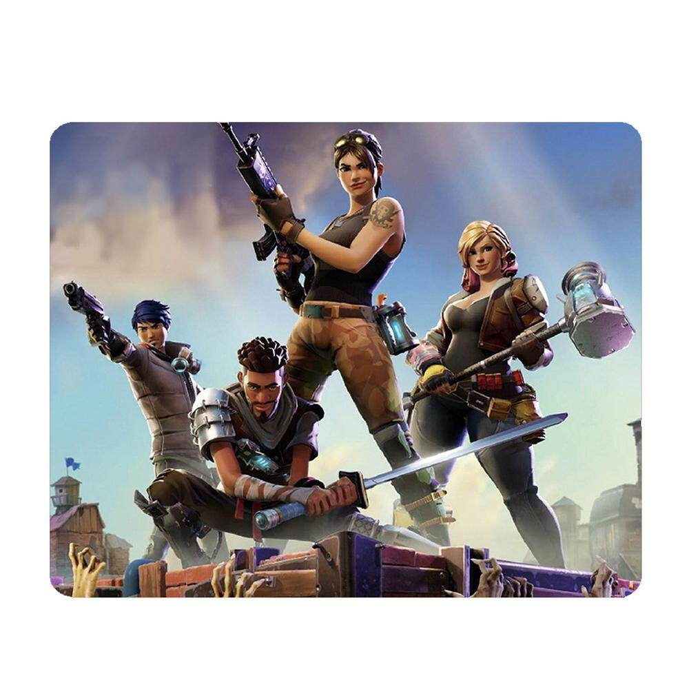 Fortnite Game Dualshock Mouse Pad Game Mat 2nd Style Malaysia