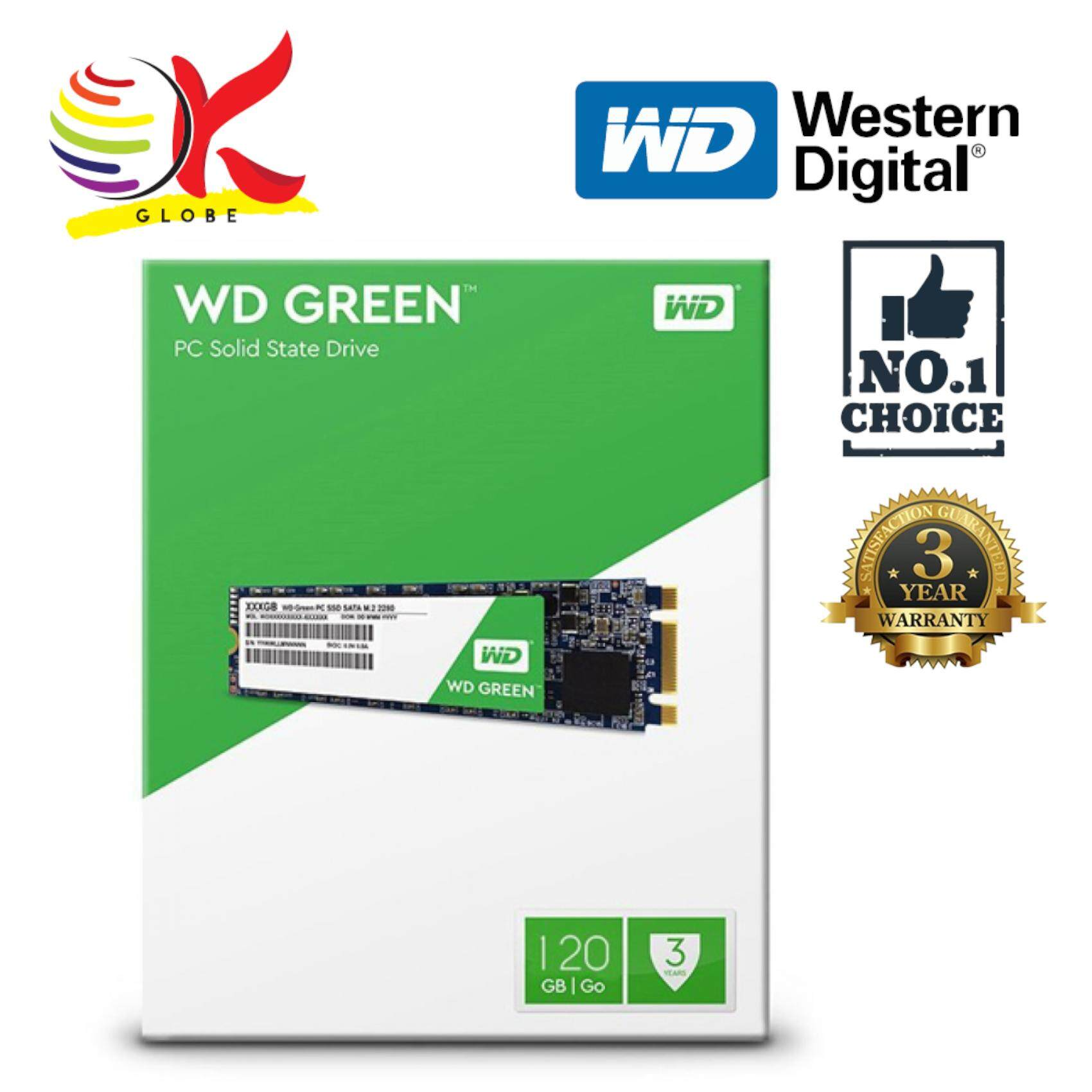 Wd Green Buy At Best Price In Malaysia Ssd 240gb 25 Sata Western Digital Pc M2 2280 3d Nand Solid State Drive