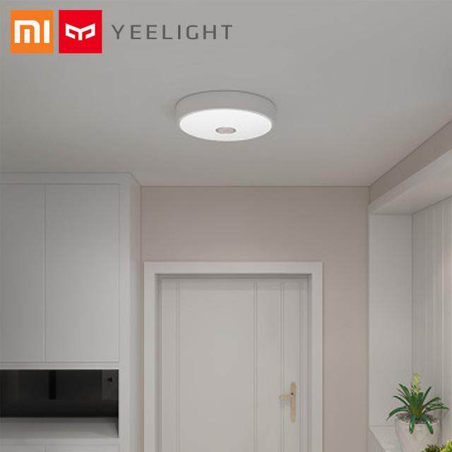 Yeelight Ylxd09yl Human Body Photosensitive Sensor Induction Led Ceiling Light Xiaomi Ecosysterm Product