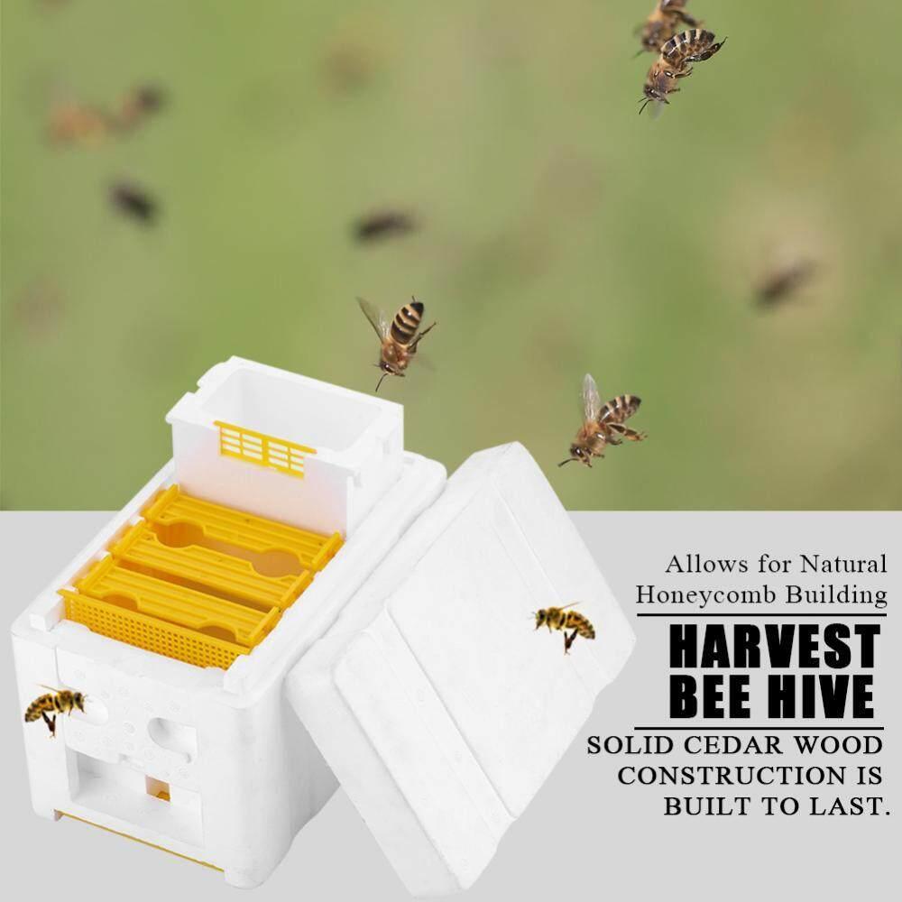 epayst Harvest Bee Hive Beekeeping King Box Pollination Box Beekeeping Tool