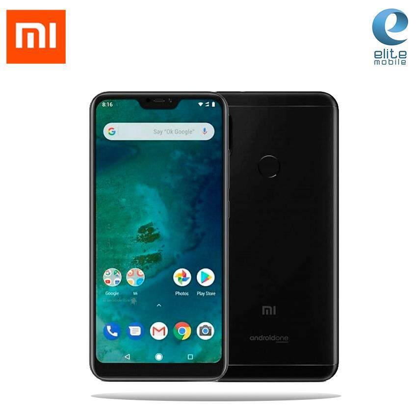 [ORIGINAL] Xiaomi Mi A2 Lite 3GB+32GB (Xiaomi Malaysia Warranty)