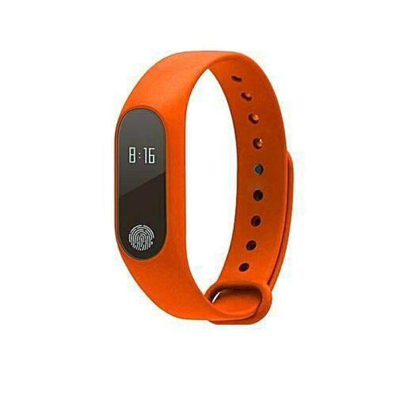 M2 Heart Rate Band with Bluetooth Connectivity Including Mystery Gift(Red) Malaysia