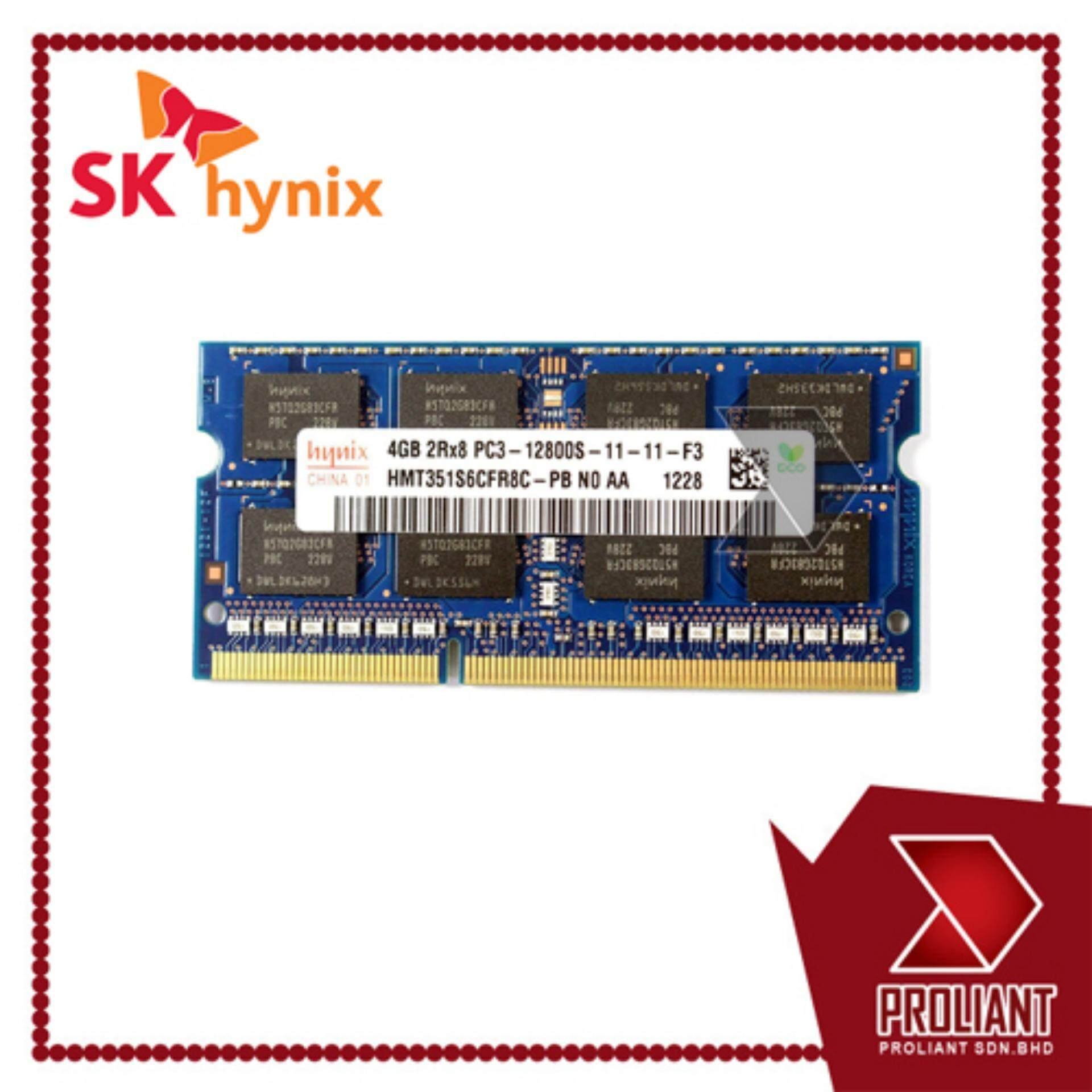 Hynix Computer Component Ram Price In Malaysia Best Ddr3 2gb Pc 8500u 10600u 4gb 1600mhz Pc3 12800 Laptop 3 Year Warranty