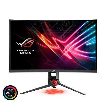 ASUS ROG Strix 27 (XG27VQ) Curved FreeSync Gaming Monitor Malaysia