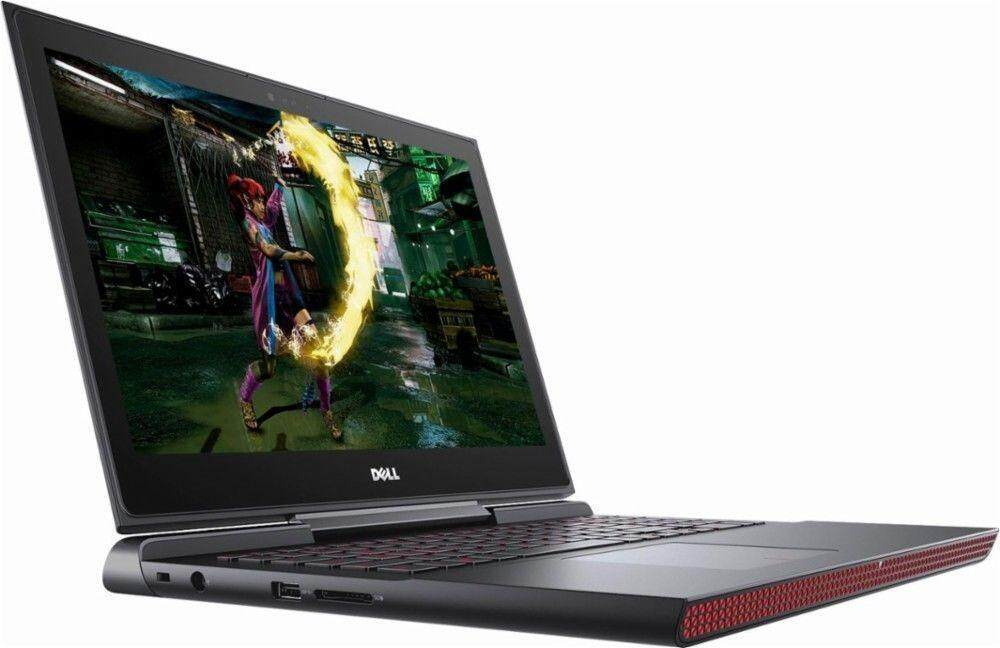 Dell Inspiron i7567 15.6 FHD Intel i5/8GB/256G SSD GTX 1050Ti Gaming Laptop Malaysia