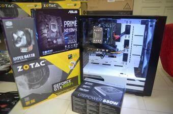 ARTIDEA NOVA COBRA GAMING PC ( Ryzen 5 2600 / AB350M MOBO / 8GB