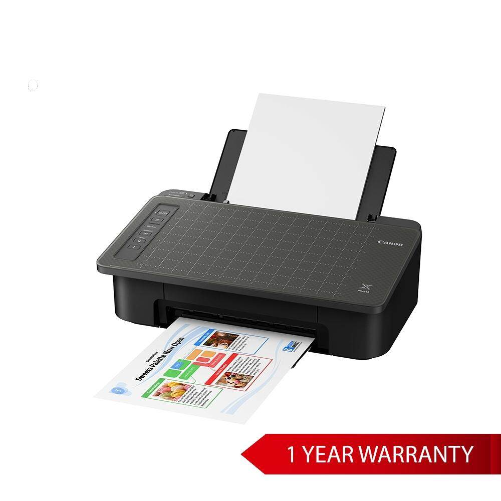 Canon Printers Malaysia Print Head G1000 G2000 G3000 Color Original Pixma Ts307 Wireless Inkjet Printer