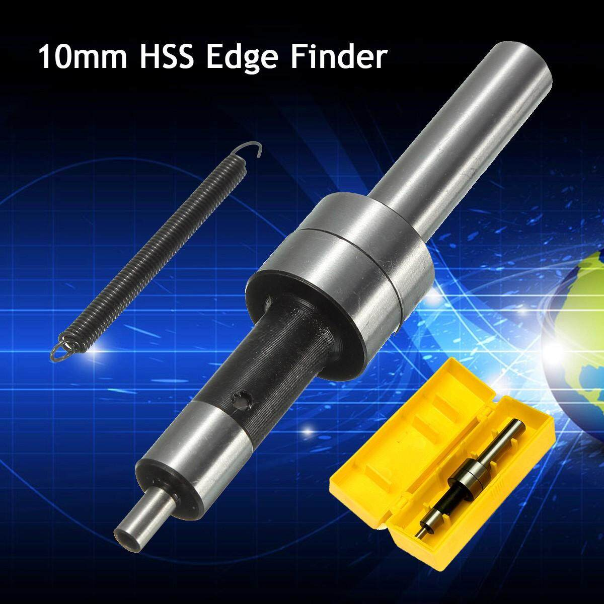 new 1pcs Edge Finder Shank 10mm /& Tip 4mm for CNC Machine Milling