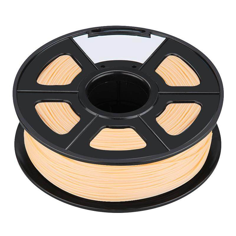 Professional Filament 3D Printing Materials Spool of 3D Filament ABS 1Kg With NO Air Bubbles for RepRap MakerBot Ultimaker etc (3.00mm, Skin)
