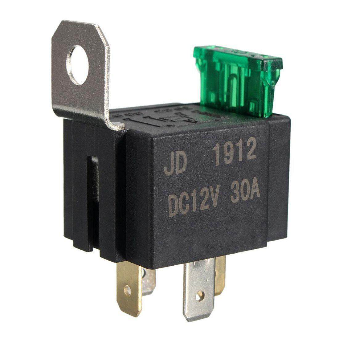 Lighting Electrical Buy At Best Price In Power Relay Malaysia 12v 30a 4 Pin Spst Auto Vehicle Normally Opener Changeover Switch