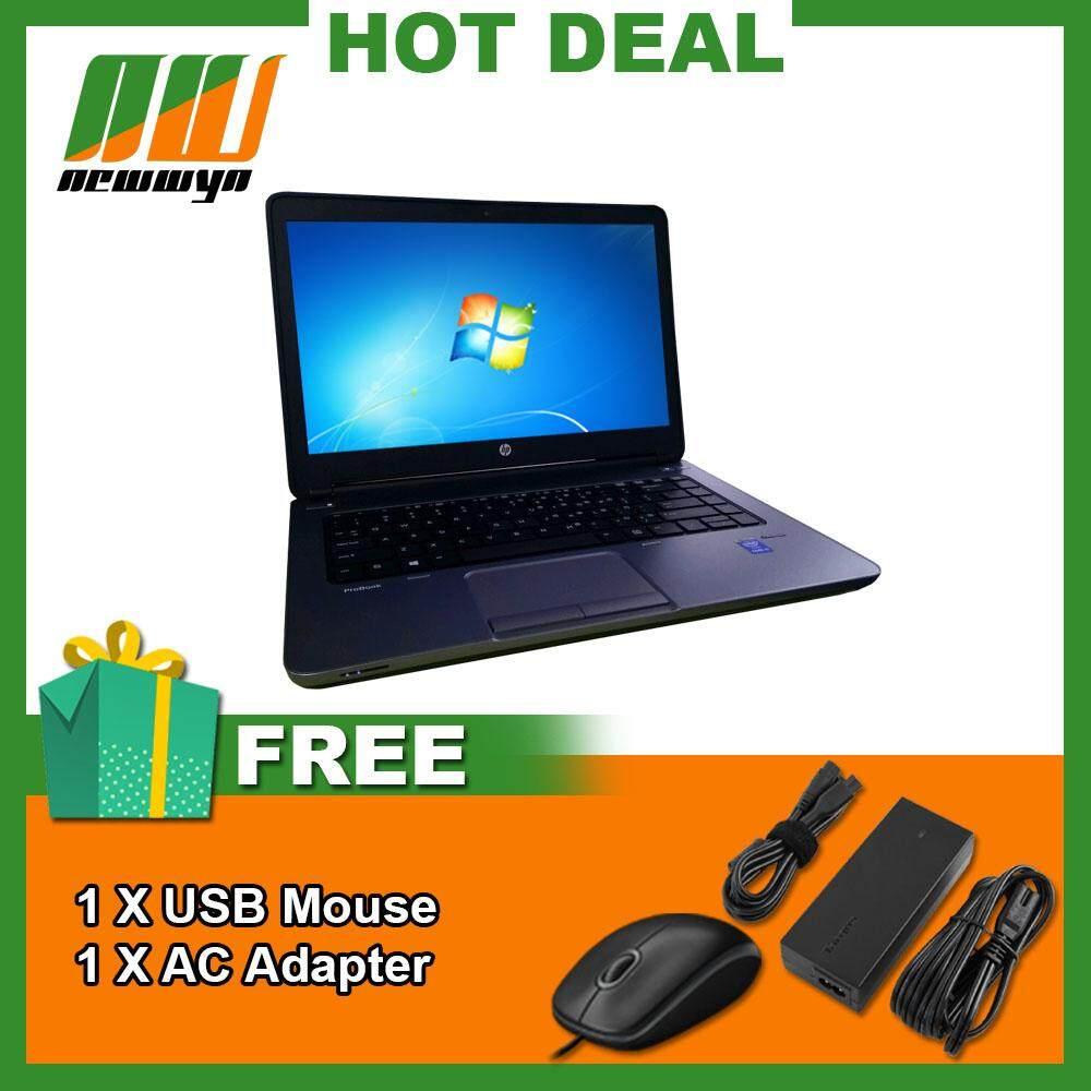 [Refurbished] HP Probook 640 G1/4 GB RAM/Intel Core i5-4300 CPU@ 2.60GHz (4CPUs) Malaysia