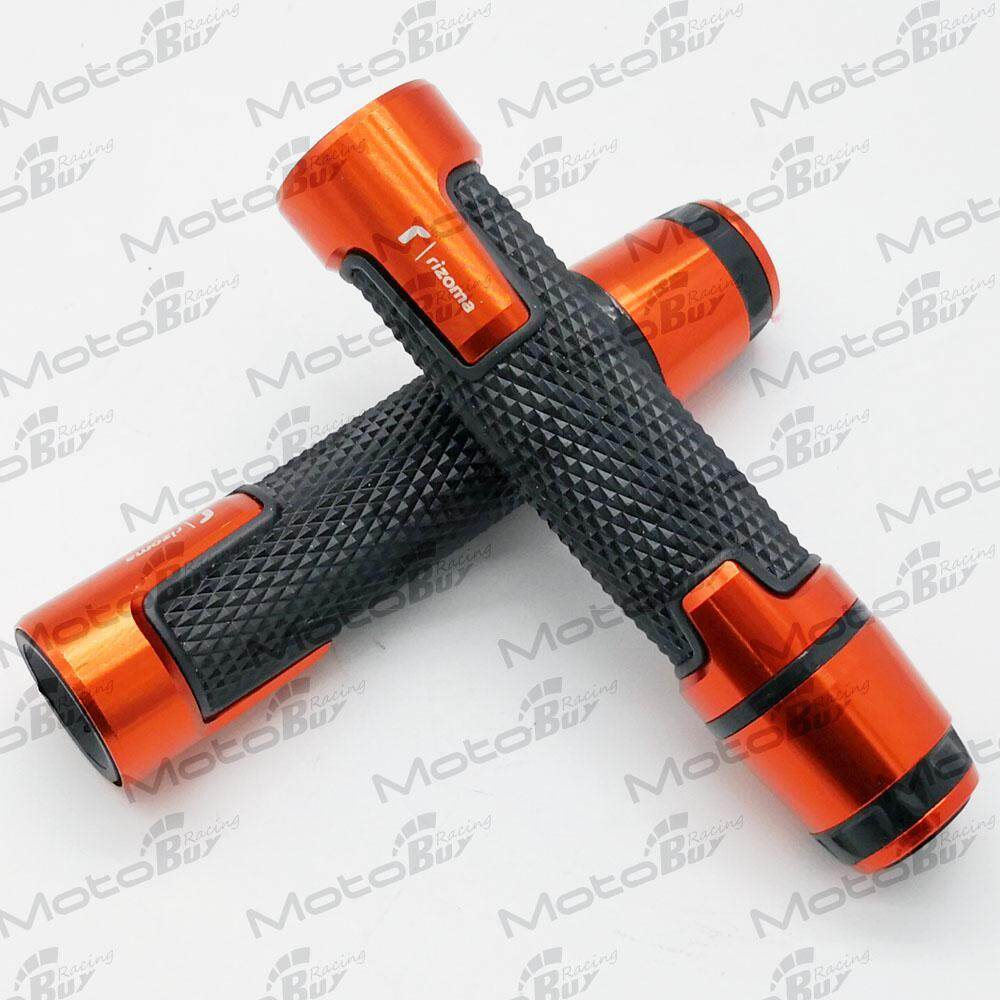 Rizoma Buy At Best Price In Malaysia Ducati 796 Wiring Diagram Racing Cnc Handle Grip Universal Orange