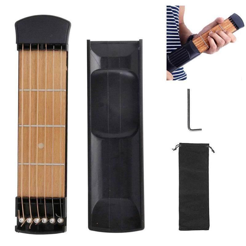 Nostalgia Beginner Practice Portable Guitar Trainer Pocket Guitar Hand Type Chord Change Practice Malaysia