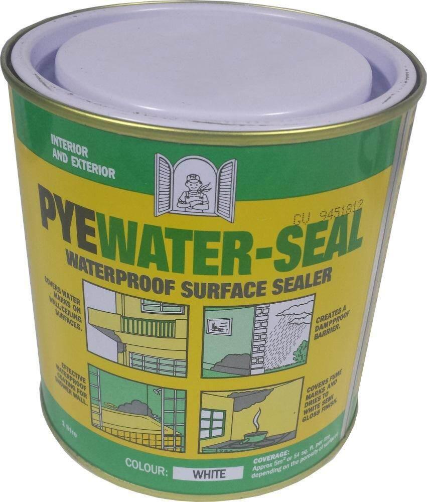 PYE Water-Seal Waterproof Sealer Remove Watermark