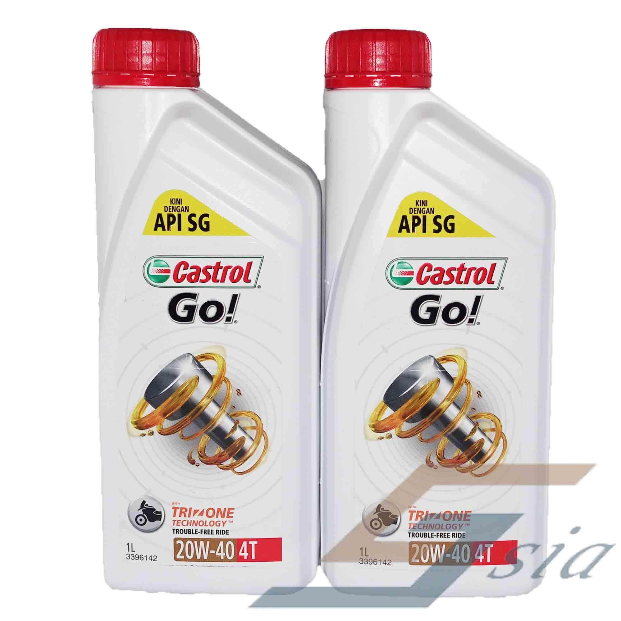 Castrol Engine Oil for the Best Price in Malaysia