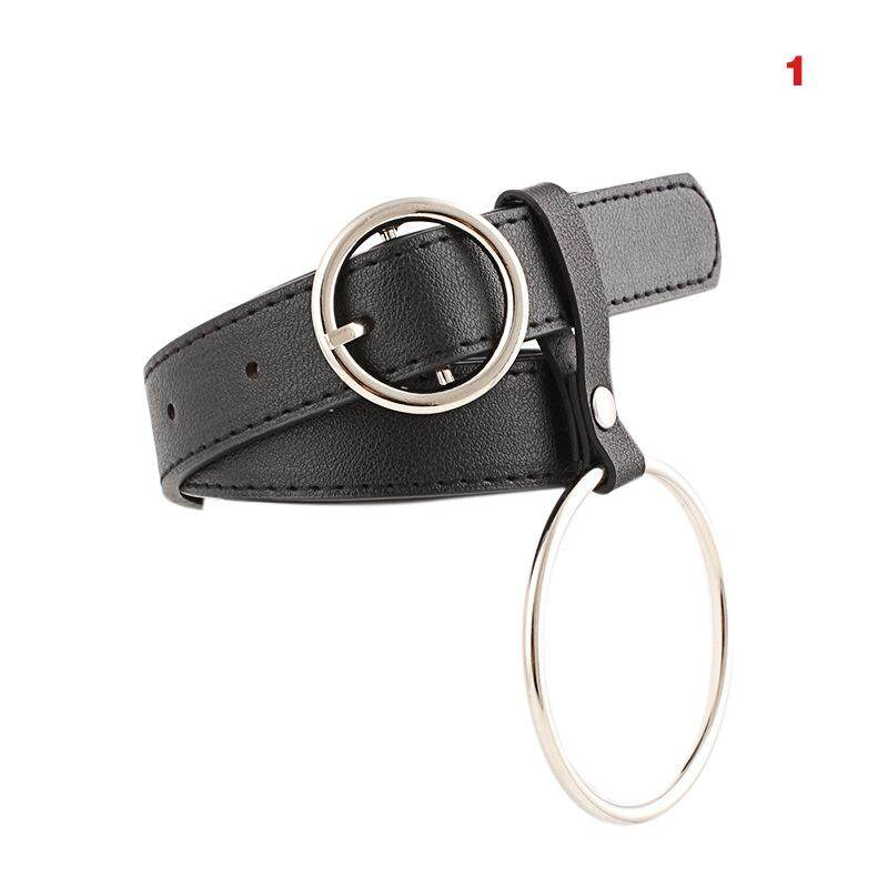 Amart Fashion Women Waist Belt Pu Leather With Alloy Buckle Lady Girl Belts For Jeans Pants By Amart.