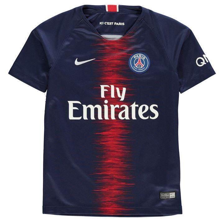 77f91384f Hantar untuk katalog percuma kami. PSG Home Kit Jersey 2018 2019 EPL ...