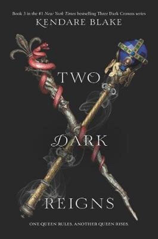 Two Dark Reigns (Three Dark Crowns) Malaysia