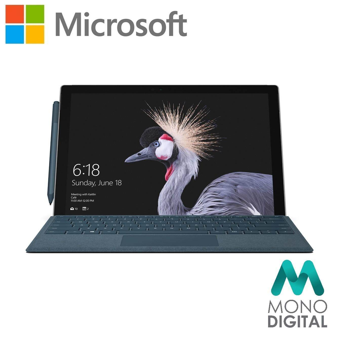 Microsoft Surface Pro Intel Core i5 / 128GB SSD / 8GB RAM Window 10 PRO (KJR-00012) Malaysia