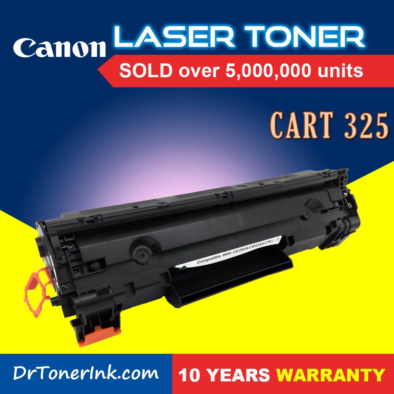 Canon Laser Toners For The Best Prices In Malaysia Upper Red Premium Ir 5000 Oem Compatible Toner Drtoner Cart 325 Mono Black Shot Lbp6000