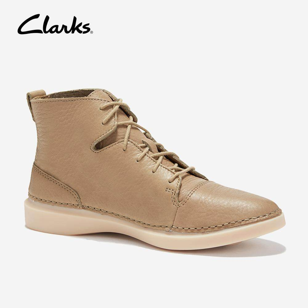 Clarks Buy At Best Price In Malaysia D Island Shoes Casual Comfort Loafers Suede Black Sandstone Lea Womens Ankle Boots