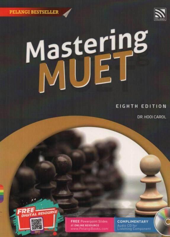 Pelangi Mastering MUET Malaysia