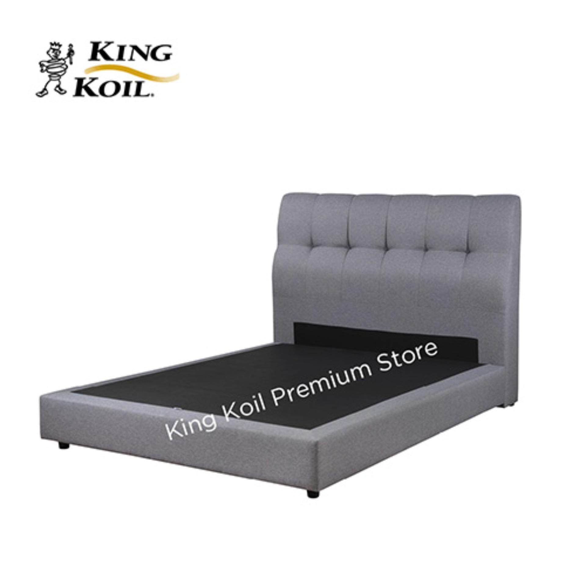 First Knight By King Koil Cambridge Comfort Bedframe Size