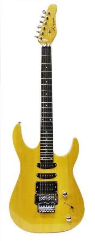Pyramid BC05NAT Electric Guitar (Floyd Rose) ( 2 single & 1 Humbucker pickup)(FREE MINI HEADPHONE AMP /STRAP/PICK/BAG/TUNER) Malaysia