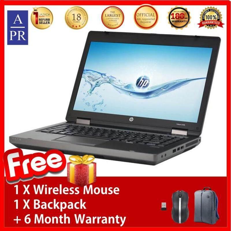 Refurbished HP Probook 6460b Laptop Notedbook i5-2540M CPU 2.60GHz 4GB 500GB W7Pro (Limited Stock) + 6 Month Warranty Malaysia