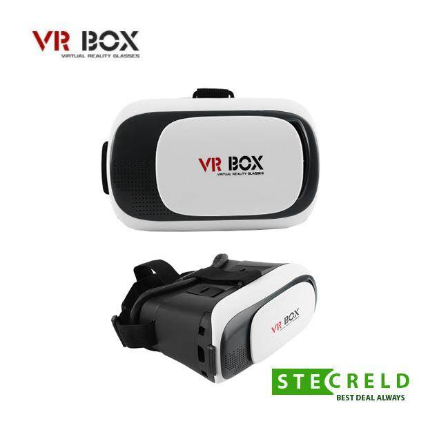 1b90a8decf2 VR Box II Virtual Reality 3D Glasses Headset Gear Version 2.0 for Smart  Phone Watch Video