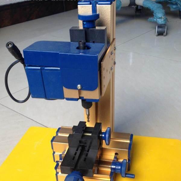 Mini Wood Lathe Motorized Woodworking Milling Machine Hobby DIY Tool