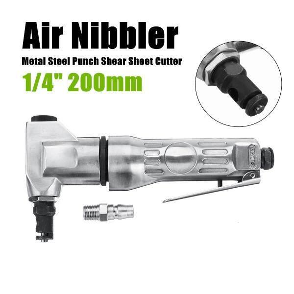 200mm Air Nibbler Metal Steel Punch Shear Sheet Cutter Heavy Duty -