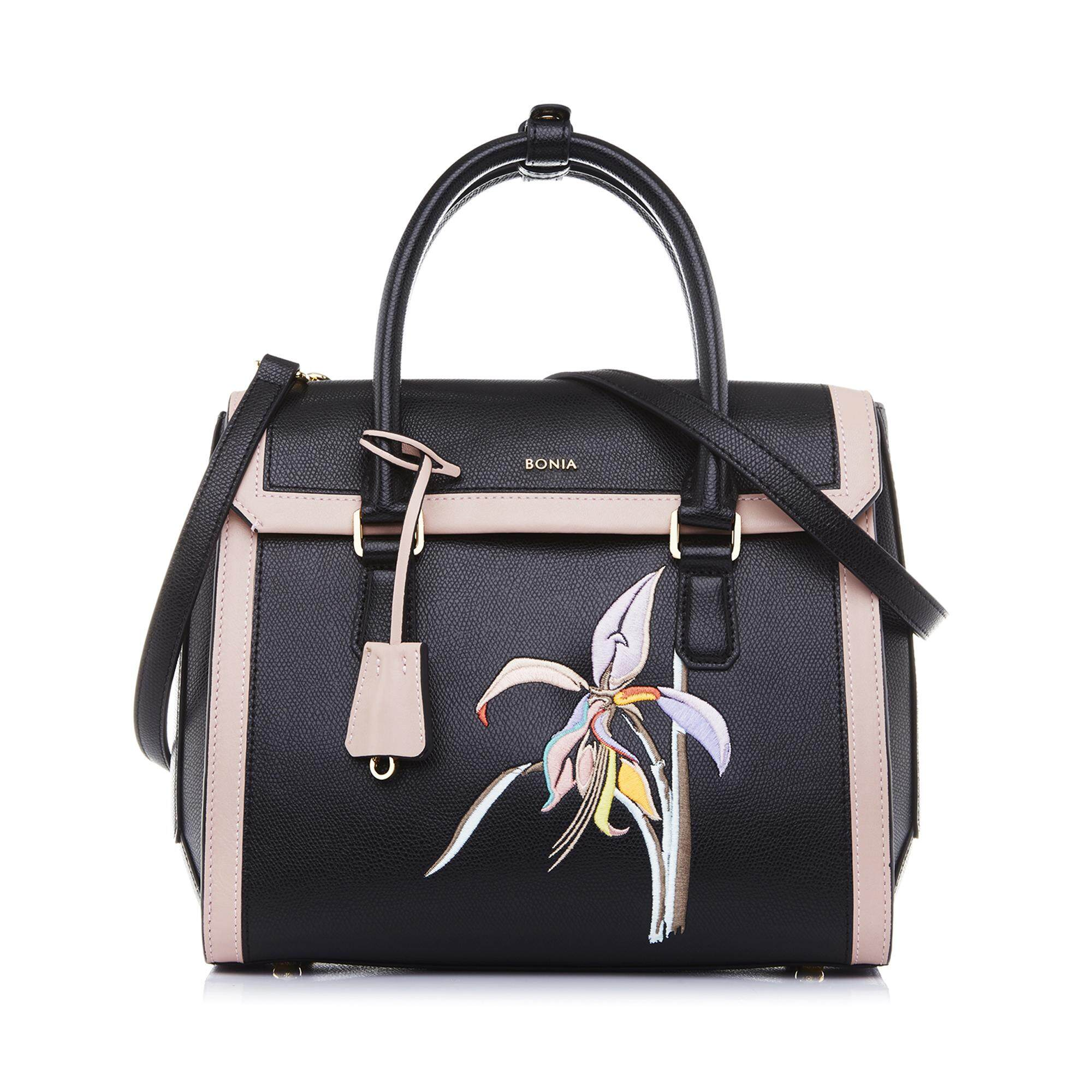 Bonia Blackc Satchel M