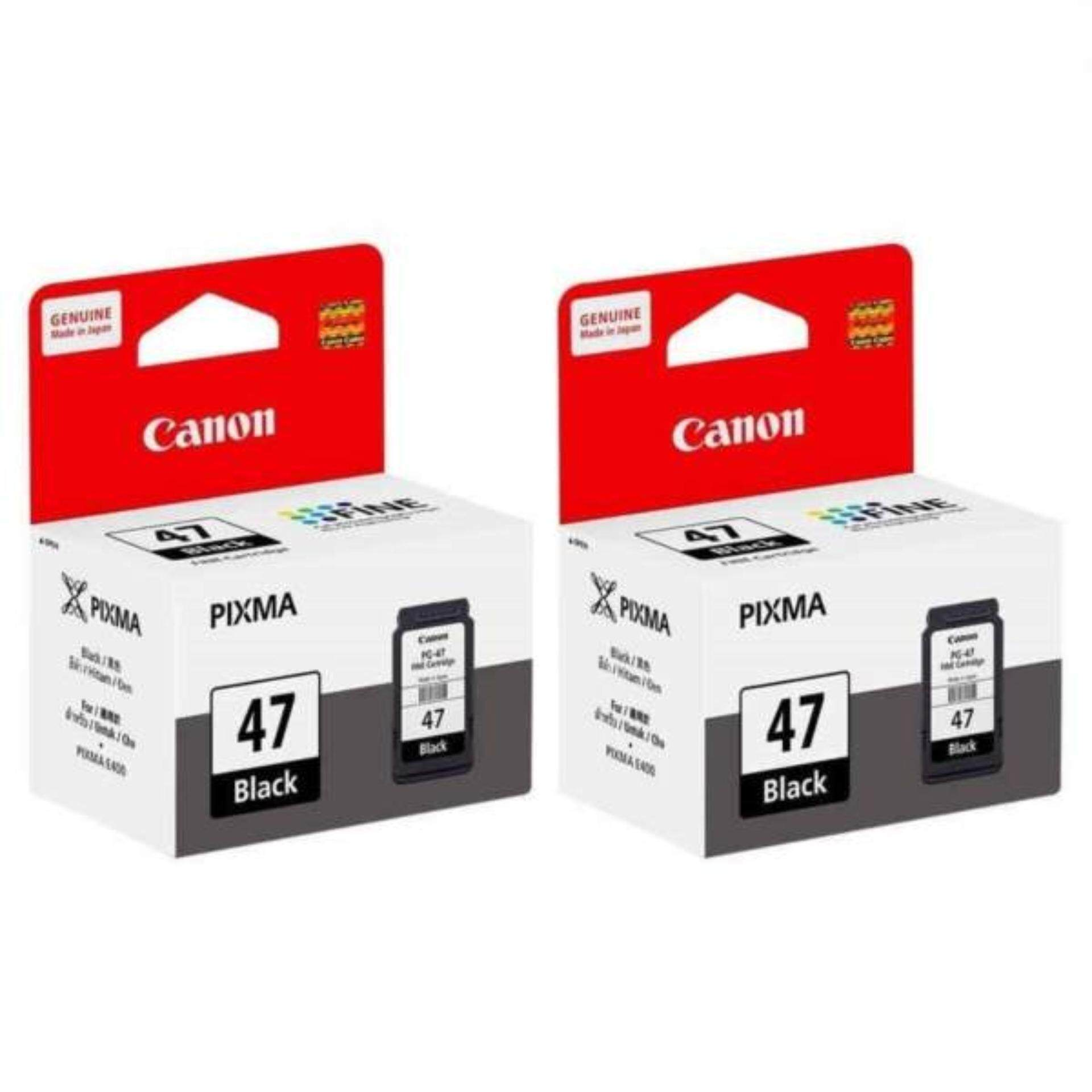 Printers Accessories Buy At Best Price In Tinta Hp 680 Colour Ink Cartridge Original Canon Genuine Black X 2 Pg47 Pg 47 Pixma E400