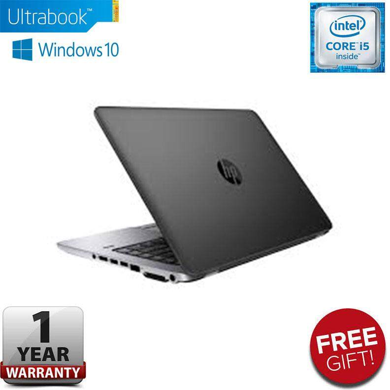 HP ELITEBOOK 840 G1 ULTRABOOK / CORE i5-4300U / 4GB RAM / 500GB HDD / 1 YEAR WARRANTY (FREE BAG) Malaysia