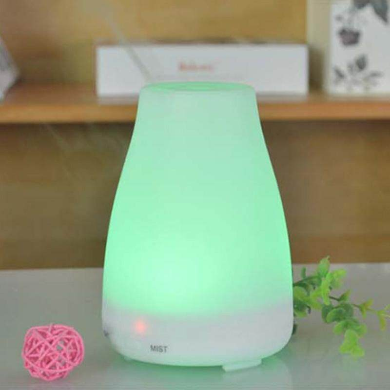 LED Essential Oil Humidifier Air Aromatherapy Purifier Ultrasonic Aroma Diffuser