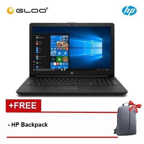 HP 15-da0006TX/ 15-da0007TX Laptop (i5-8250 4GB 1TB NVIDIA MX110 2GB)(15.6 FHD)(Black/ Silver) Malaysia