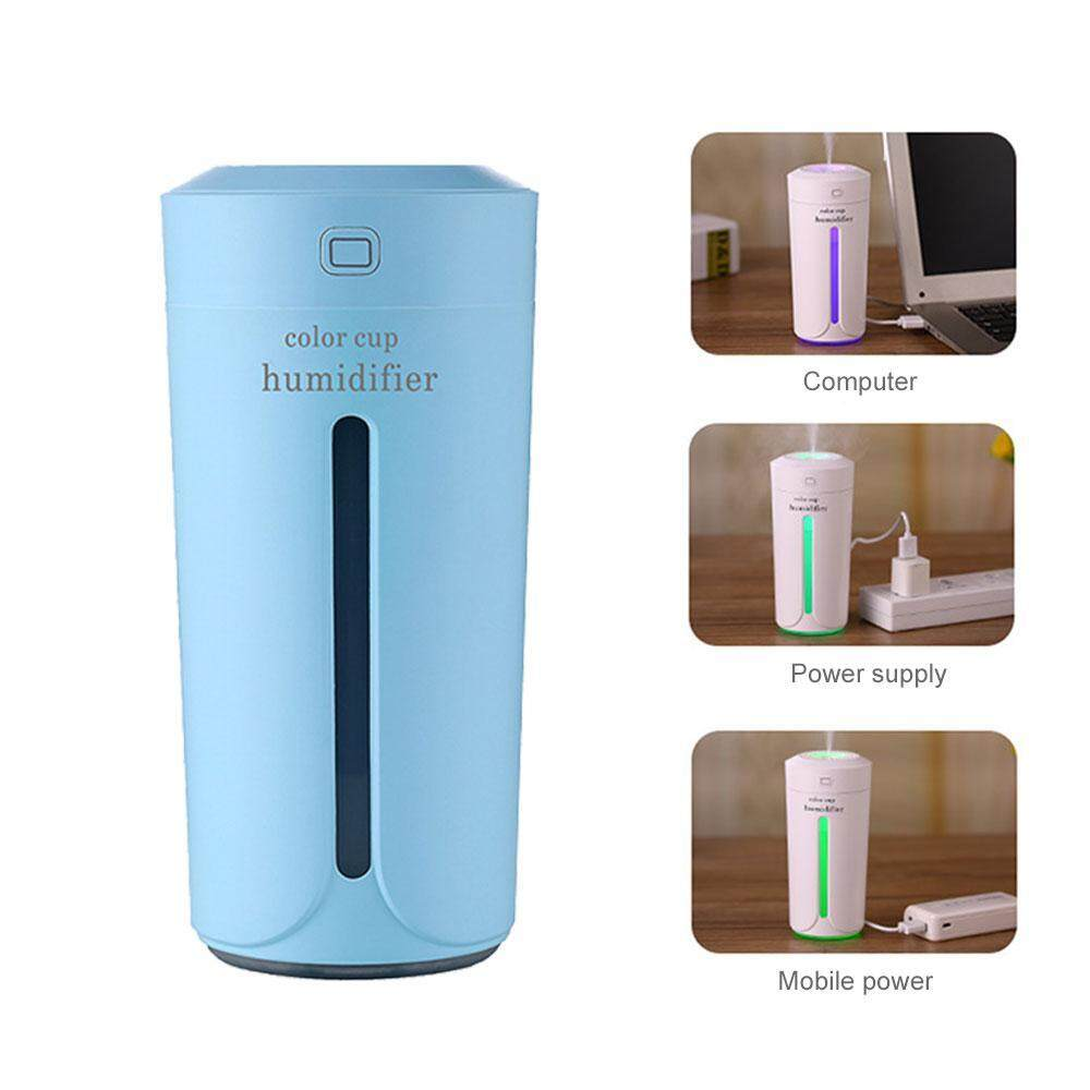 Senioras Dual Usb Port Car Aromatherapy Diffuser Essential Oil 50ml Source · Chiants USB Humidifier Desktop