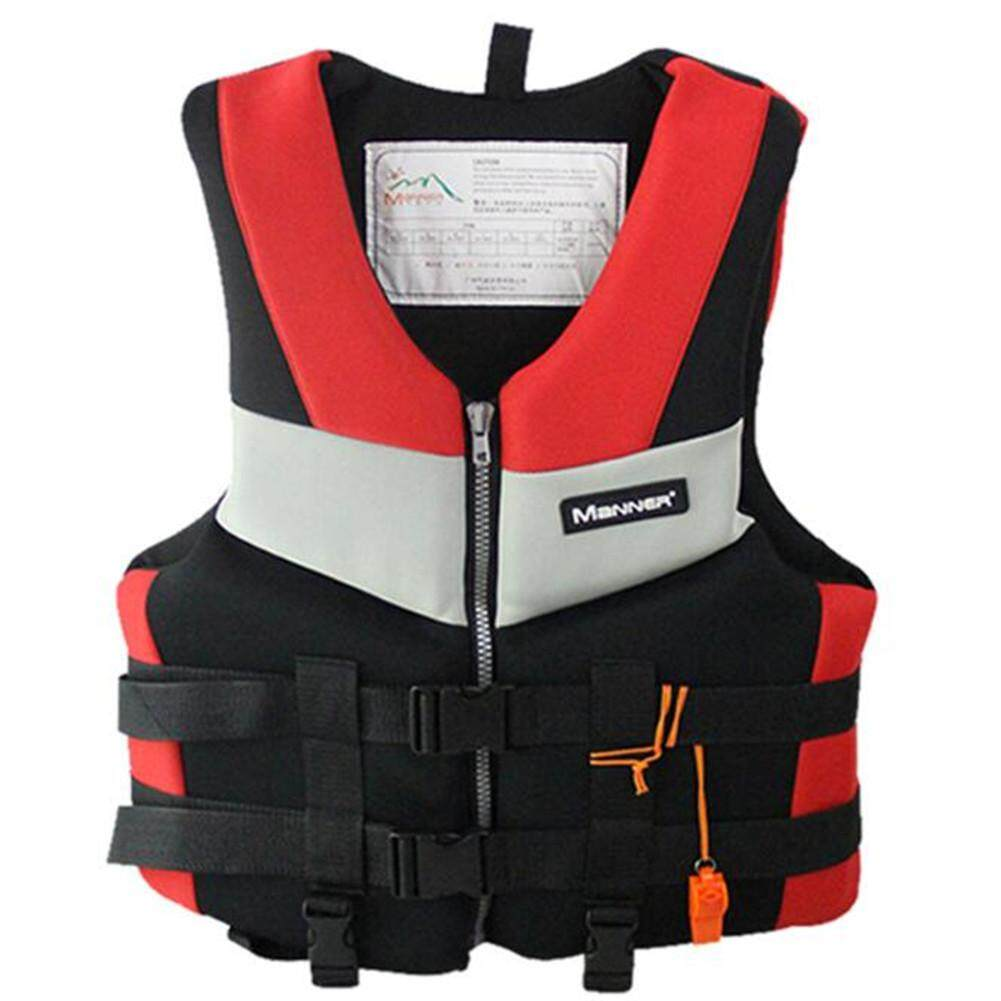 Magic Cube Adults Life Vest Swimming Boating Surfing Aid Floating Vest Life Jacket For Safety By Magic Cube Express.