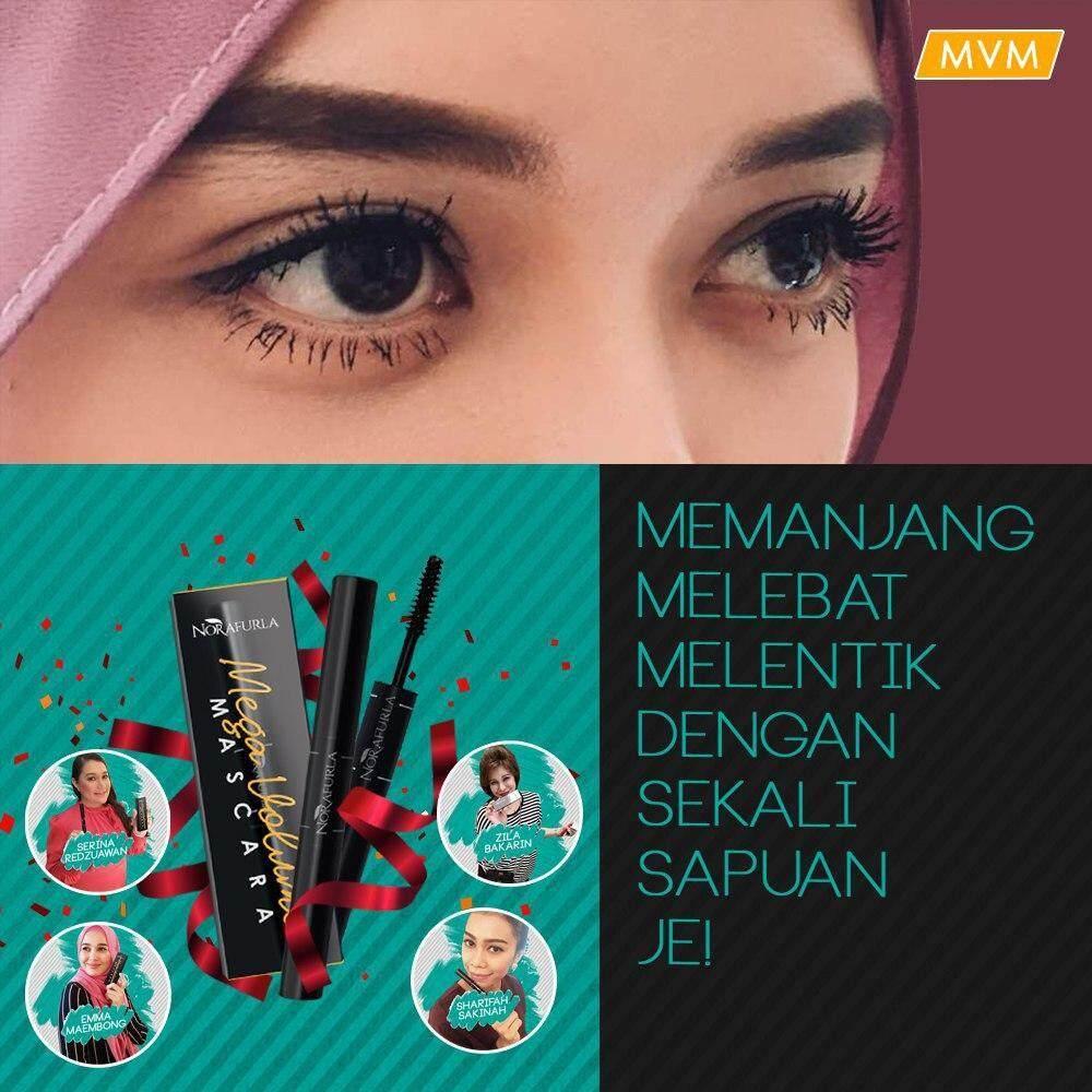 Buy Mascaras At Best Prices Lazada Malaysia Free Shipping Maybelline Mascara Magnum 100 Ori Freegiftmega Volume Norafurla Melebatkan Dan Memanjangkan Bulu Mata