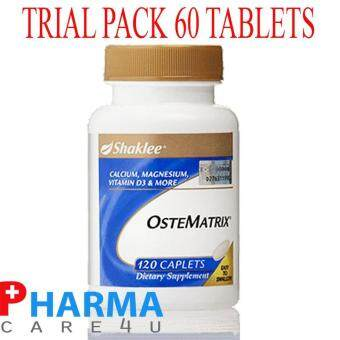 Shaklee Ostematrix 60 Caplets- Halal (FREE SHIPPING) Trial Pack