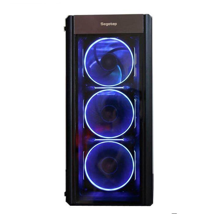 [CAS]Segotep Wider X3 Mid Tower ATX Case Malaysia