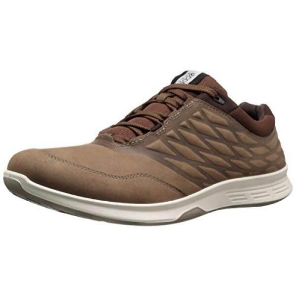 523ca66e59 ECCO Mens Exceed Low Walking Shoe Fashion Sneaker, Birch, 39 EU/5- US