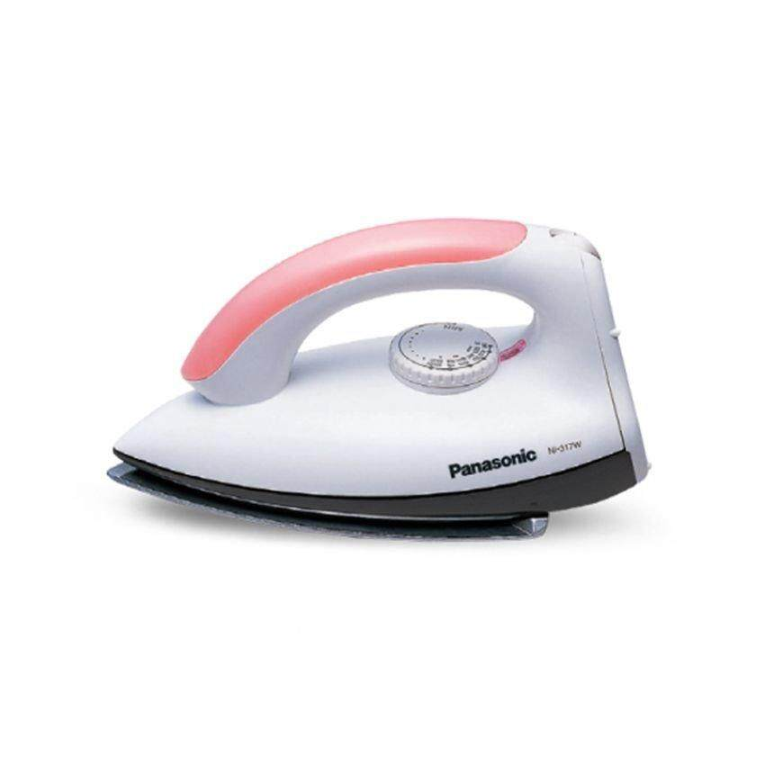 Panasonic Dry Iron Ni-317w By Lazada Retail Tech-Mall.