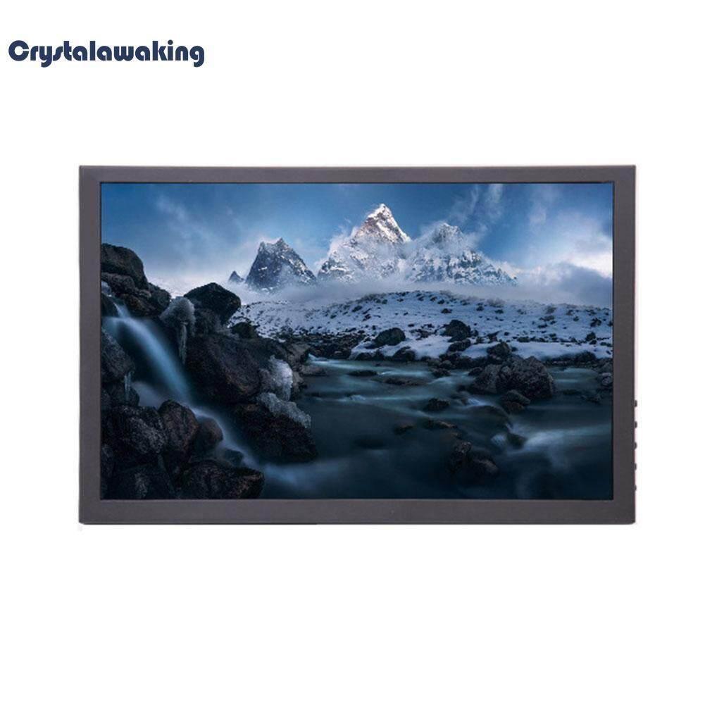 Crystalawaking 10.1 Inch Mini 720P HDMI Computer Game Display Monitor LED Screen Malaysia