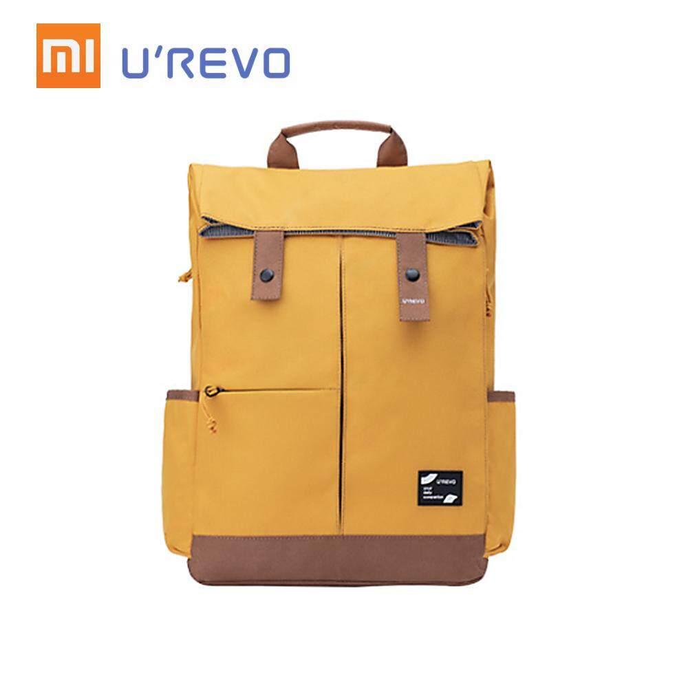 868b0634cae4 Xiaomi Urevo College Backpack Causal Bags 13L Waterproof Rucksack Large  Capacity Knapsack Men Women Fashion Casual
