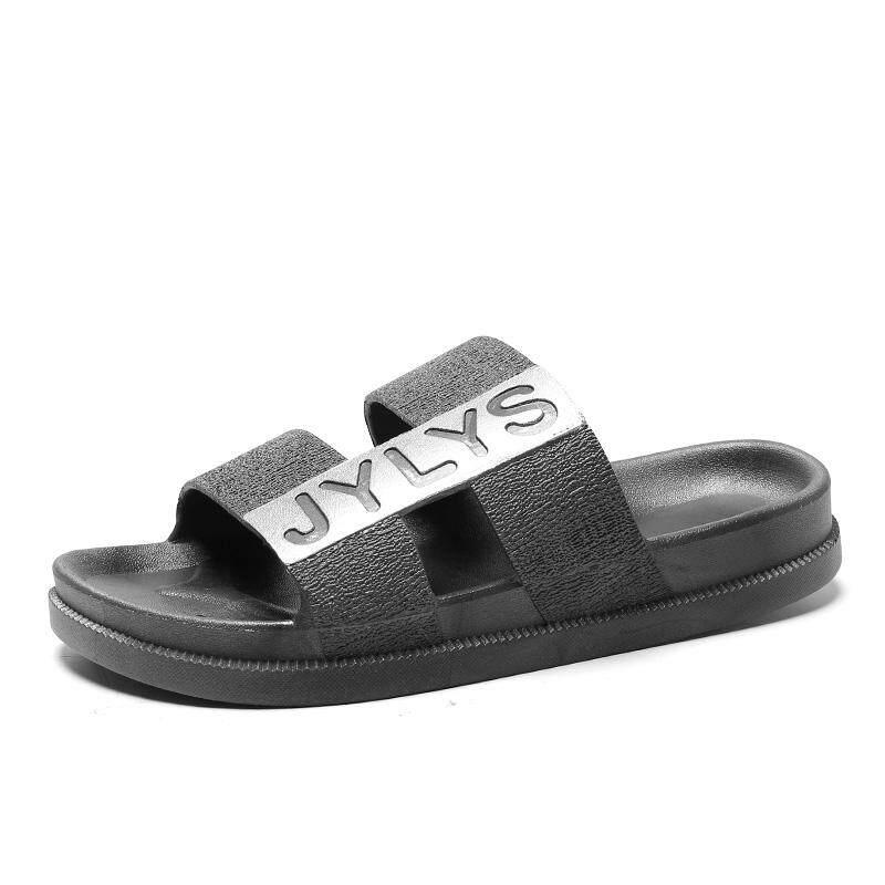 Trendy Non-Slip Mens Summer Sandals Beach Fashion Wear Home Indoor Sandals. By No Sleep.